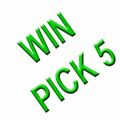 Finally A Pick 5 Lotto/Lottery System That's Guaranteed to Win