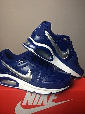 New Nike Air Max Command Trainers Size Uk 5