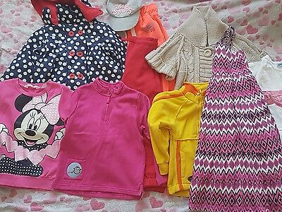girl clothes bundle 5-6 years
