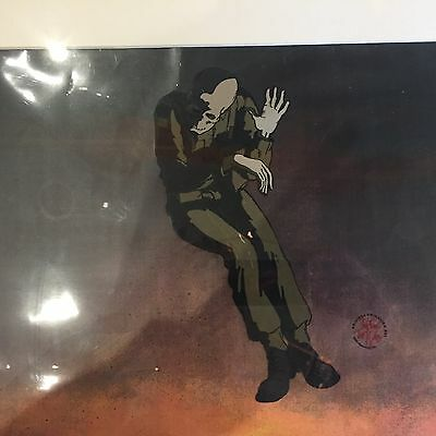 Extremely rare Pink Floyd The Wall Animated Cell!