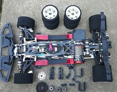 ARC R8E 1/8TH electric 4wd brushless