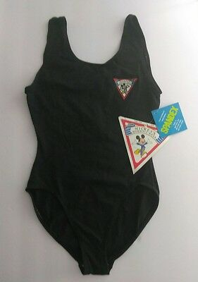 Vintage 80's Mickey Workout Wear Leotard Mickey Mouse Tags New Medium wd2049