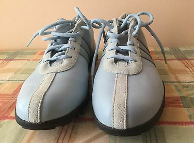 Ladies Adidas Traction Golf Shoes Size 7.5