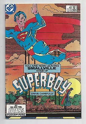 New Adventures Of Superboy #51 : Very Fine/Near Mint 9.0 : First Print