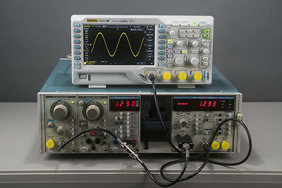 Tektronix SG505 x2 Low Dist Osc AA501 Distortion Analizer DM502A DMM TM506