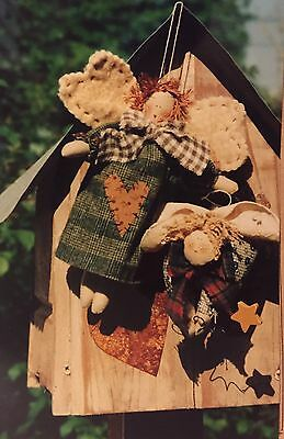 Waltzing With Bears  'wee Angels' Patchwork Angel Doll (Rag Doll) Kit