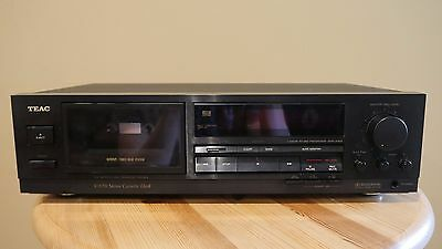 TEAC V-670 Stereo Cassette Deck and Recorder Excellent Condition!