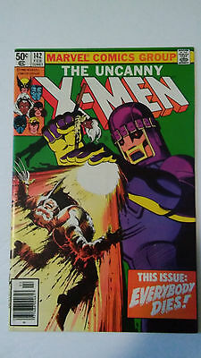 The Uncanny X-Men #142 (Feb 1981, Marvel)