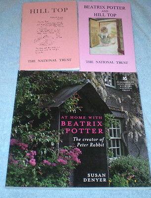 At Home with Beatrix Potter: The Creator of Peter Rabbit by Susan Denyer (2009)