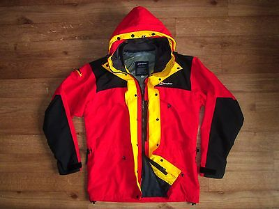 Berghaus Mera Peak Goretex Men's Jacket M Waterproof Vintage