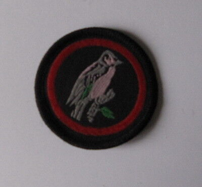 Girl Guide Badges - Chaffinch. Guide Patrol Emblem.
