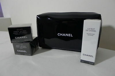 Coffret La nuit de Chanel Neuf, Le LIFT / New Gift Set The Night of Chanel
