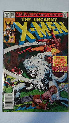 The X-Men #140 (Dec 1980, Marvel)