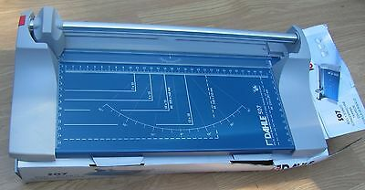 Dahle A4 A5 A6 320mm Paper card cutter Trimmer 507 New and boxed. FREE POSTAGE