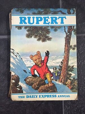 Rupert Annual 1970 - UNCLIPPED