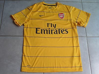 ARSENAL FC Maillot Football officiel T.Adulte M Gunners Nike Shirt