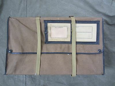 Original Wwi Us Officer Nco Personal Items Luggage Bag