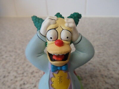Krusty the clown Figure from The Simpsons
