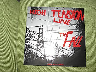 "The Fall ""High Tension Line"" Vinyl 12"" Original 1990 Cog Sinister Ex/Ex"