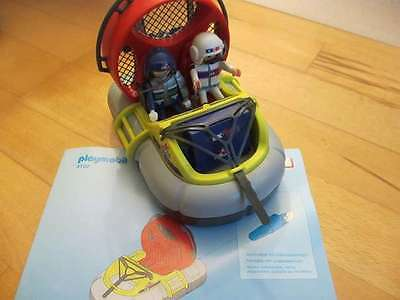 Playmobil Nr. 3192 DINOSAURIER – Hovercraft-Expedition