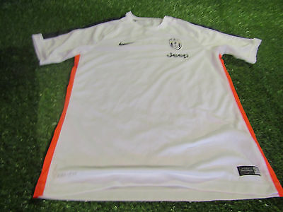 juventus fc serie a soccer football medium mans nike dri fit leisure jersey