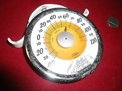 vintage cooper thermometer made in usa as is look