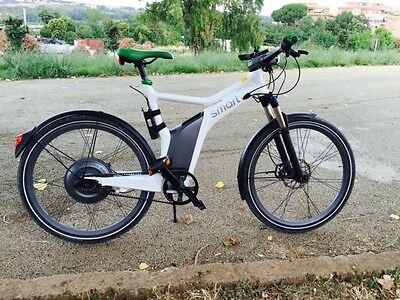 Smart eBike elettroassistita