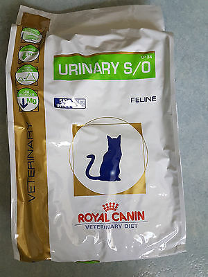 Royal Canin - Croquettes Veterinary Diet Urinary S/O High Dilution pour Chat/9kg