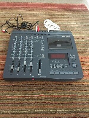 Tascam 424 Mk II Portastudio- Lovely Condition- UK Seller