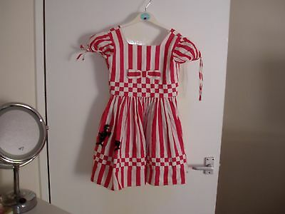 1950s Childs Dress