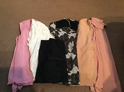 Ladies size 10 clothes bundle