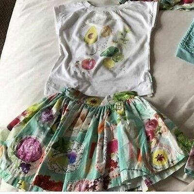 Oilily Skirt Age 4