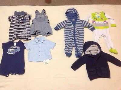 boys bundle of mixed items, age 3-6 months
