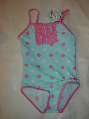 Ocean Pacific Blue Swimming Costume - Age 3-4 years - BNWT