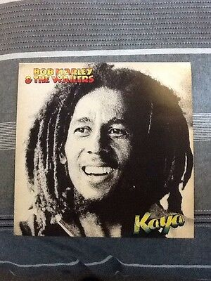 bob marley and the wailers kaya lp