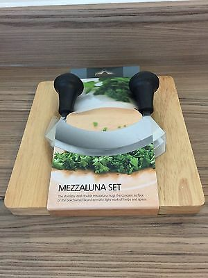 Mezzaluna Chopper, Lakeland