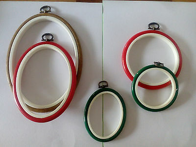 Anchor Flexi Hoops- 5 x various sizes