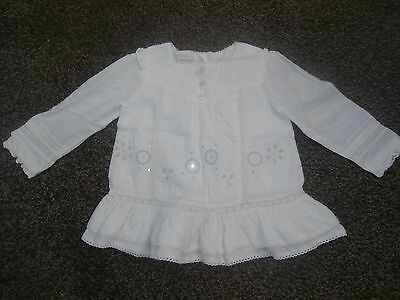 LOVELY MONSOON TOP, SIZE 18-24mths
