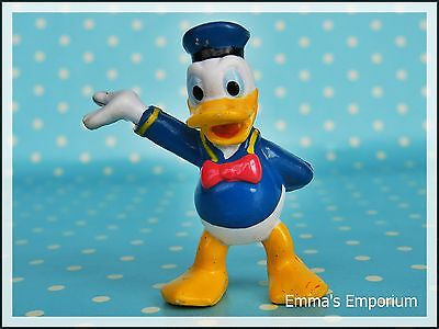 Collectable Disney Donald Duck Plastic Figurine Toy