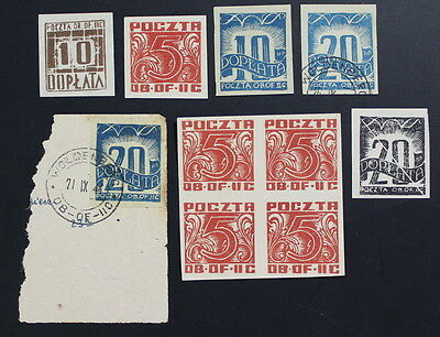 Poland Lot of Mint & Used Stamps  #a250