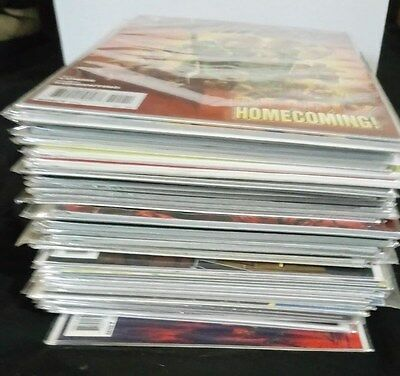 DC Comic Book lot of 45--Detective Comics,Batman,Superman,more  VF-NM