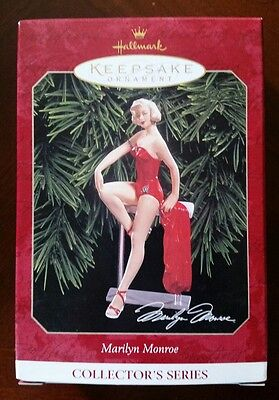 Marilyn Monroe Hallmark Ornament 1999
