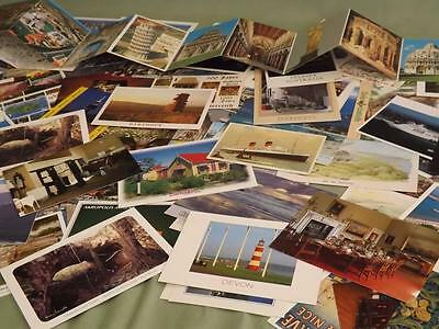 Large Collection Of Assorted Postcards (0113)