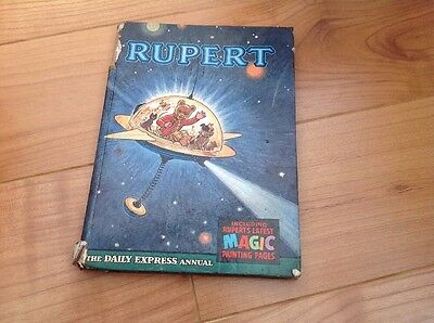Rupert The Daily Express Annual 1966