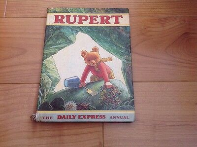 Rupert The Daily Express Annual 1971