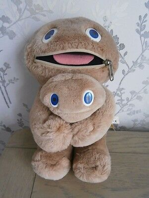 Vintage Rainbow ZIPPY Soft Toy Plush With Baby M&S St Michael - Excellent Cond.