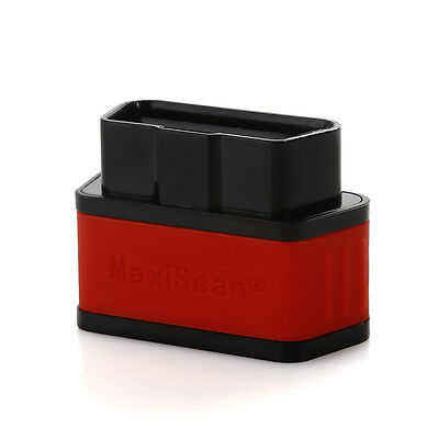 Bluetooth OBD2 OBD2 II  Car Auto Diagnostic Interface Scanner Tool Android