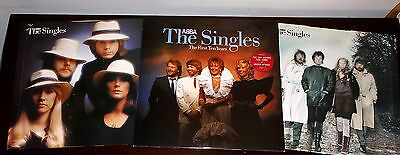 Abba : The Singles : Double L.p Set From 1982