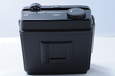 【EXC+++++】 Mamiya RZ67 PRO II 120 6x7 Roll Film Back Holder From Japan