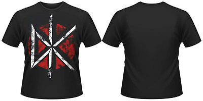 Dead Kennedys DISTRESSED DK LOGO NEW T Shirt - Official Band Merch, Jello Biafra